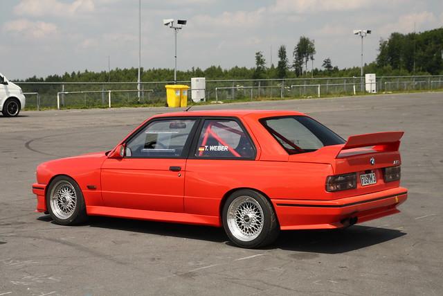 BMW M3 concentracio 8