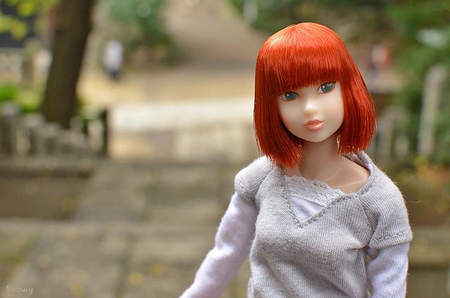 KID BLUE momoko DOLL Strawberry Ver.