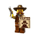 LEGO Collectable Minifigures Series 13 Sheriff