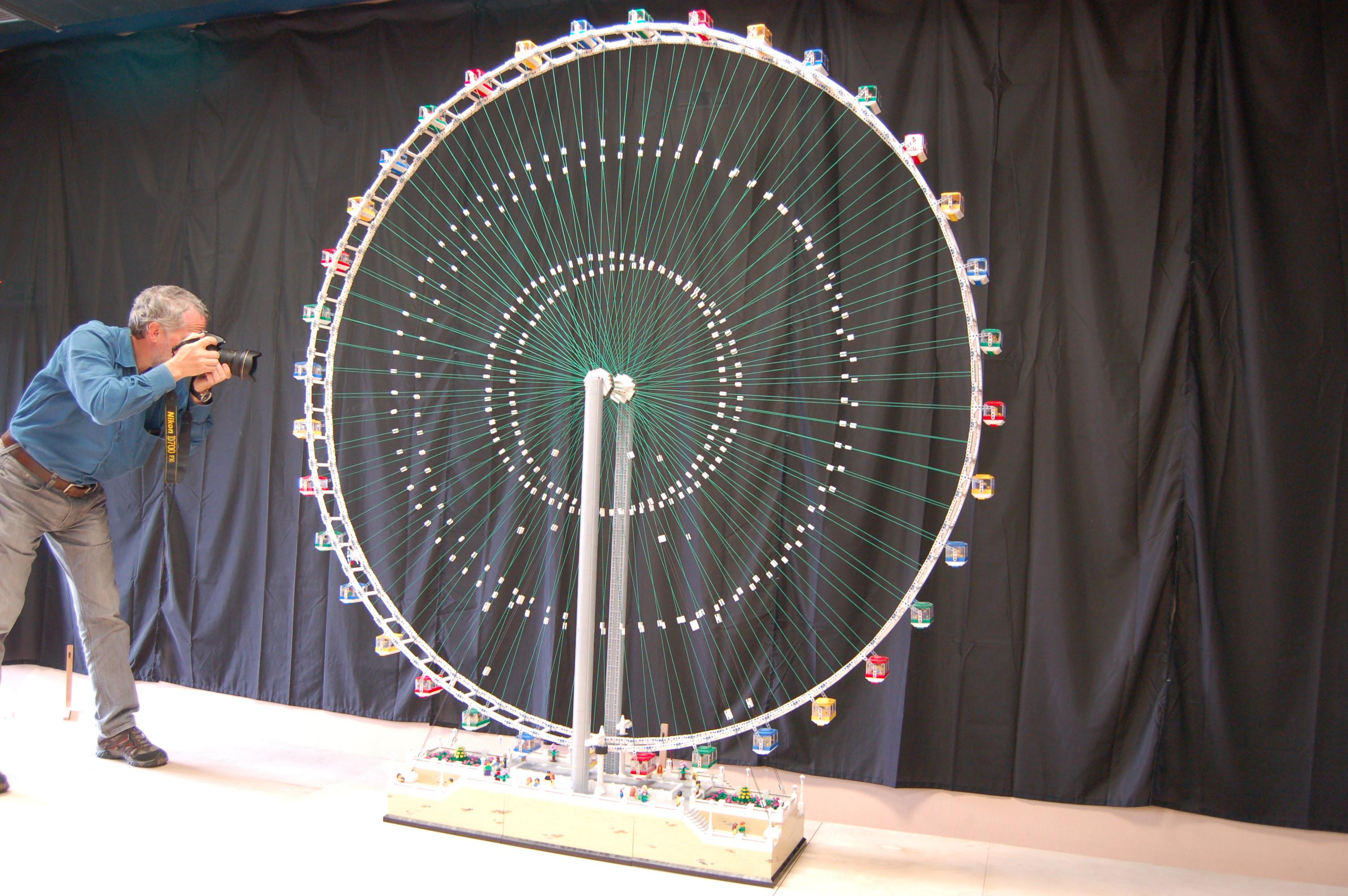 Lego Ferris Wheel DSC_4816