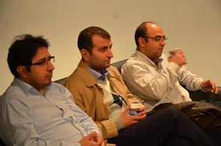 IVLP: Azerbaijan Journalists visit QPTV
