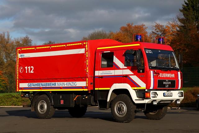 Feuerwehr Steinau An Der Straße