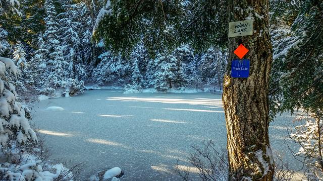 Wren Lake