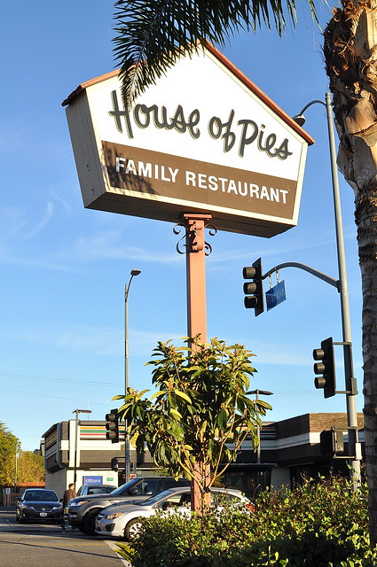 House Of Pies - Los Feliz - Los Angeles