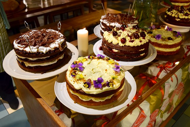Celebration Cakes from Jamie's Comfort Food