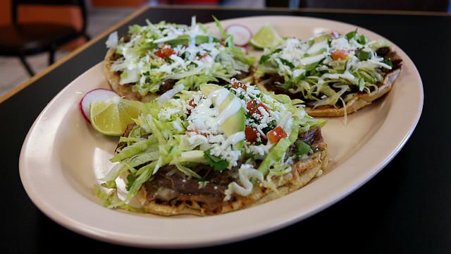 Sopes Mi Tierra Restaurant & Taqueria in Des Moines, Iowa