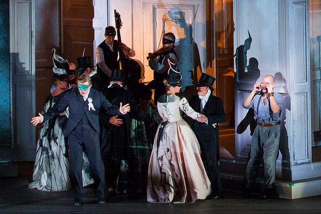 The cast of Don Giovanni © ROH / Bill Cooper 2014