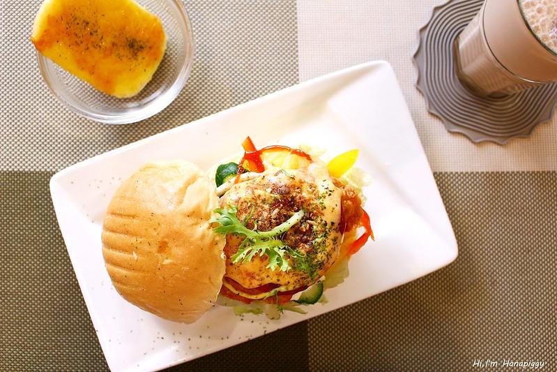荷亞輕食館新莊早午餐 (15)