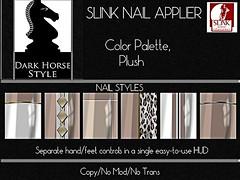 Dark Horse Style-Color Palette, Plush