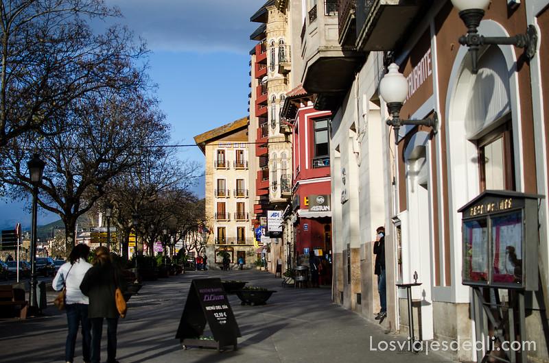 Jacetania calles de Jaca