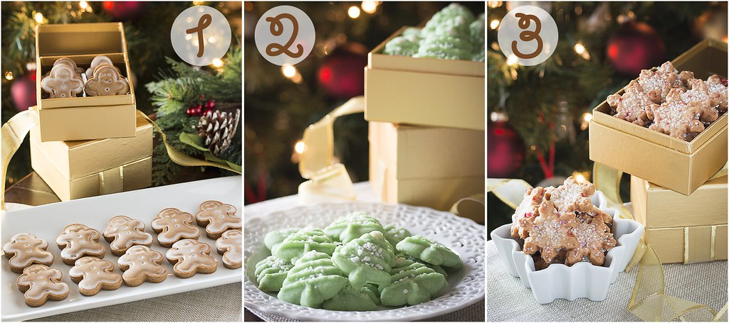 2014 Holiday Cookie Boxes