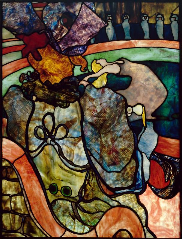 Henri de Toulouse-Lautrec - At the New Circus, Papa Chrysanthemum (c.1894)