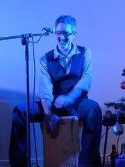 Neil Rabjohn, Govannen Xmas Bash 2014