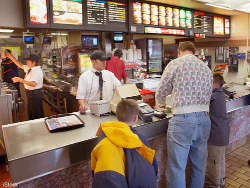 Time-use patterns may provide clues to what motivates purchases of fast food, in a new study from USDA's Economic Research Service.