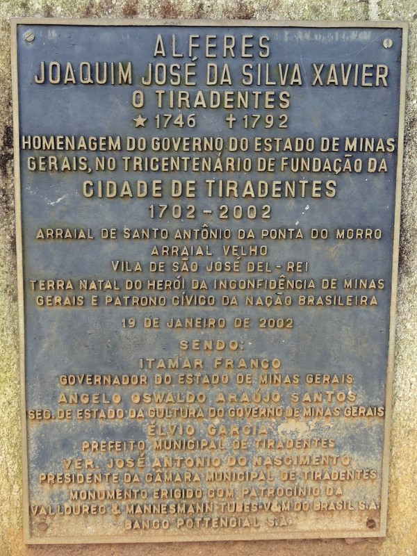 Tiradentes 99