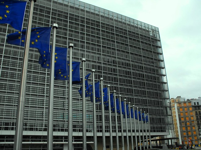 European Union Quarter in Brussels