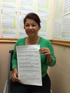 Sandra Delgado Califica a Municipal Credit Service Corp