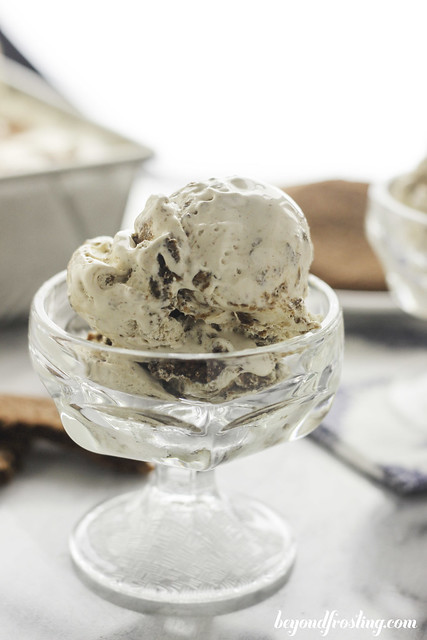 Molasses (Gingerbread) Ice Cream