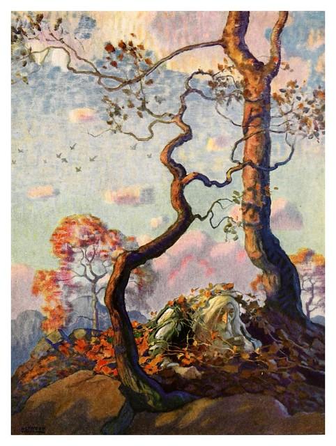 012-Rip Van Winkle-1921- ilustrado por NC Wyeth