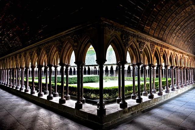 Mont Saint Michel Abbey ( Explore 01/12/15 )
