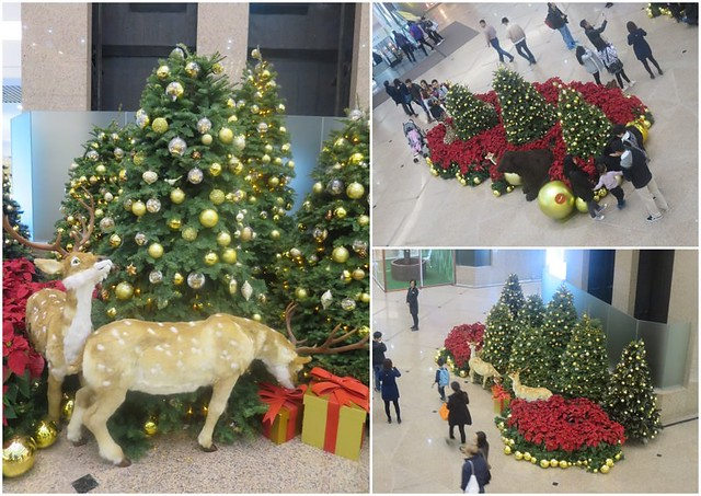 Christmas 2014 Causeway Bay - Hong Kong