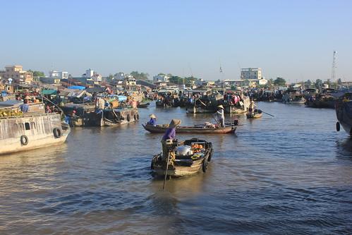 越南湄公河三角洲(圖片來源:jeffrey.pick)