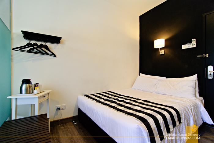 Ceria Hotel De Luxe Room in Kuala Lumpur
