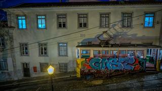 To graffiti or not to grafitti