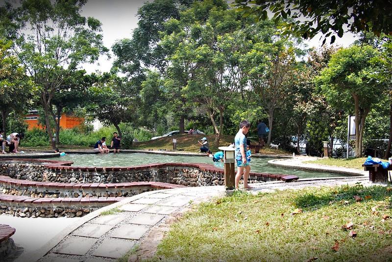 2桃米親水公園(桃米生態區戲水池)