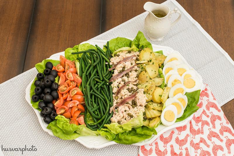 #BeeHealthy #CG Julia Child Salad Nicoise
