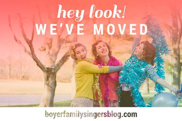 Hey look! We've Moved!