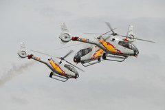 Patrulla Aspa EC120 Spanish Air Force Display Team