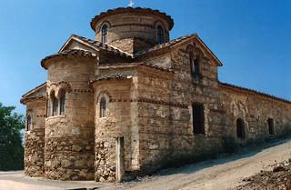 Agios Georgios, Skala