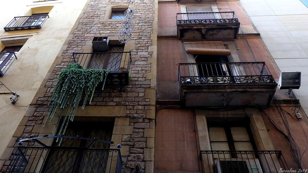 Barcelona day_1, Barri Gòtic