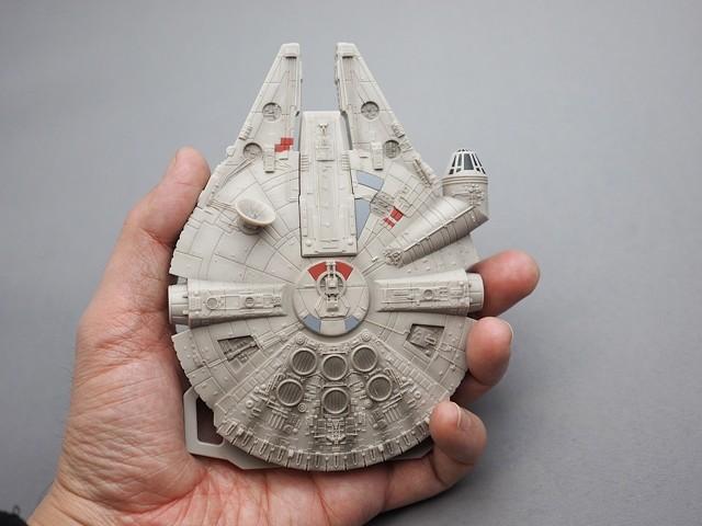 千年 鷹 號 磁浮 版
