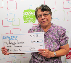 Juanita Gomez - $1,000 Super 7's
