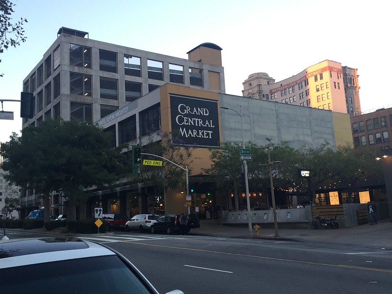 Grand Central Market Summer Nights