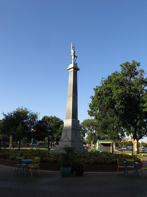 Travis Park, San Antonio, Texas