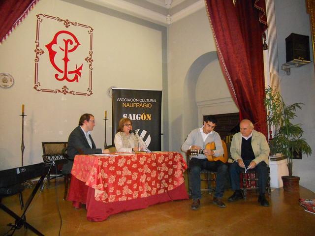 Perfil de poetas y escritores. 7-11-2014