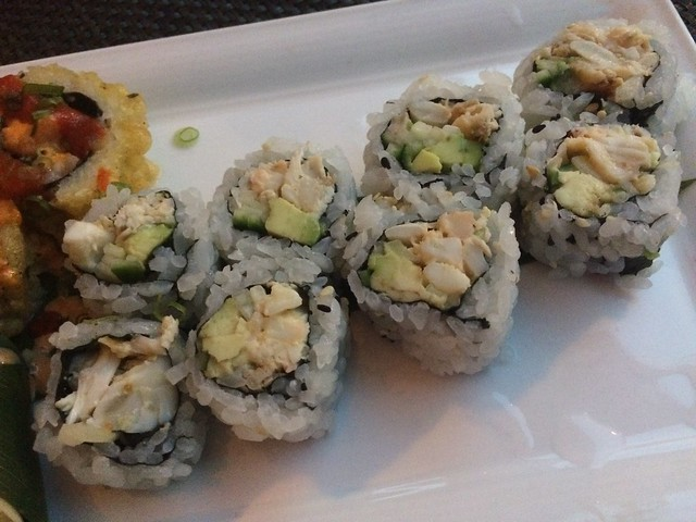 Maryland crab roll - The Source