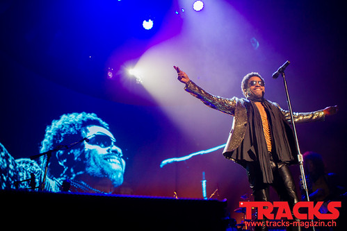 Lenny Kravitz @ Hallenstadion - Zurich