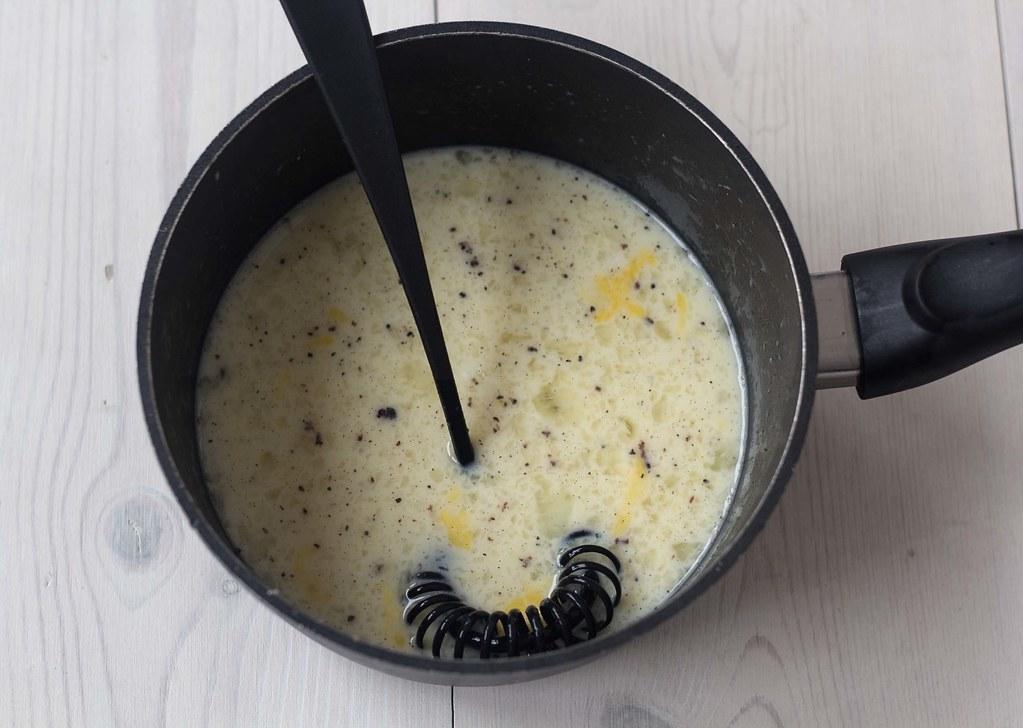 Recipe for Homemade Vanilla-Cream