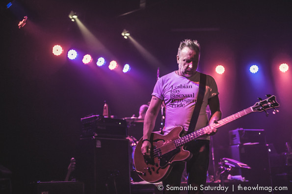 Peter Hook and The Light @ The Glasshouse, Pomona 11/24/14