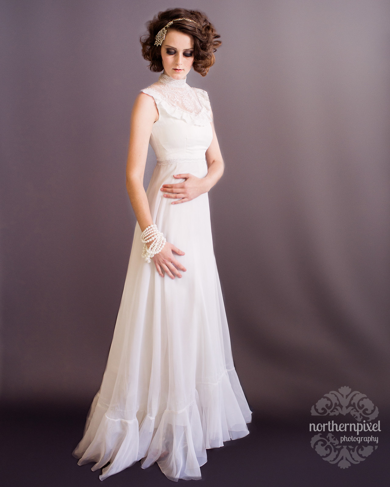 Vintage Fashion Photographer - Prince George British Columbia