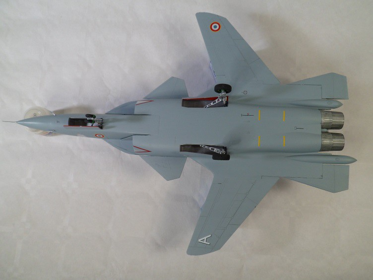 Ainsi les derniers seront les premiers [Sukhoi Su-47 Berkut Hobbyboss] 15400650924_4973e546eb_b