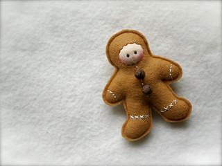 CARAMEL Gingerbread Man: fair