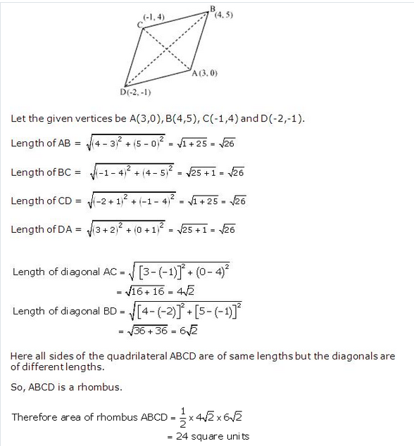 RD-Sharma-class 10-Solutions-Chapter-14-Coordinate Gometry-Ex-14.2-Q40