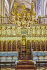 Choir Stalls - Toledo Cathedral