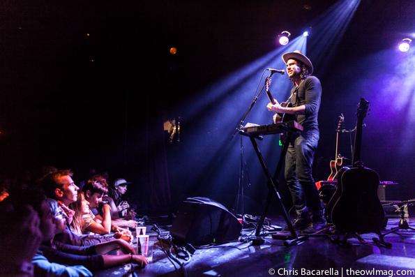 Shakey Graves @ El Rey Theatre, LA 11/11/14
