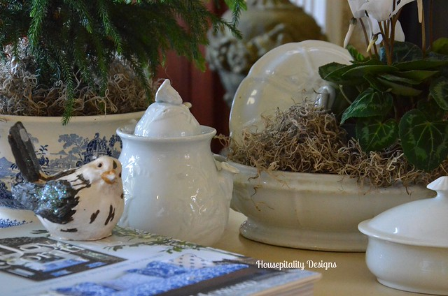 Winter Vignette-Housepitality Designs